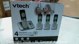 Vtech Cordless Digital Answering System
