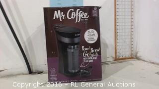 Mr Coffee Grinder