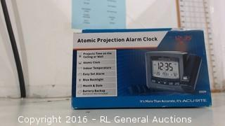 Atomic Projection Alarm clock