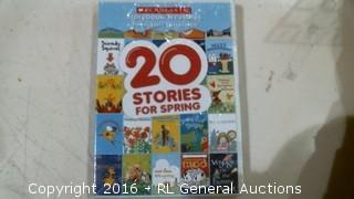 Scholastic StoryBook Treasures