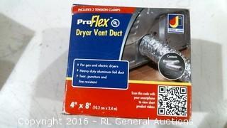 Proflex Dryer Vent Duct