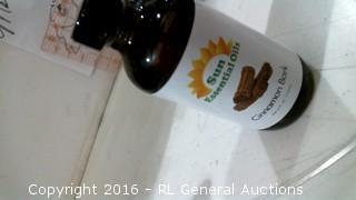 Sun Essential Oils- Cinnamon Bark