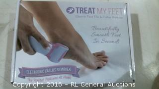 Electronic Callus Remover
