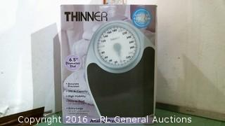 Thinner Scale