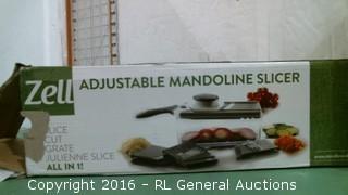 Adjustable Mandoline Slicer