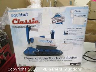 Aquabot Classic Cleaning At the Touch of a Button