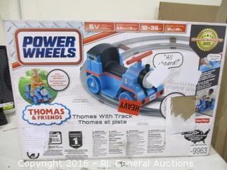 Power Wheels Thomas & Friends
