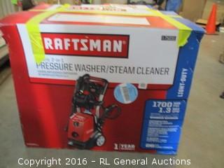 Craftsman Pressure Washer/ Steam cleaner