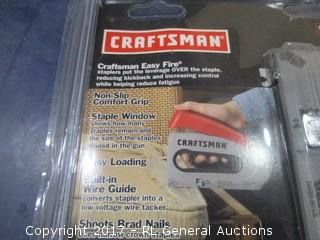 Craftsman Stapler