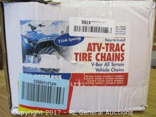 V Bar All Terrain Vehicle Chains