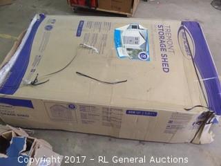 Suncast Tremont Storage Shed
