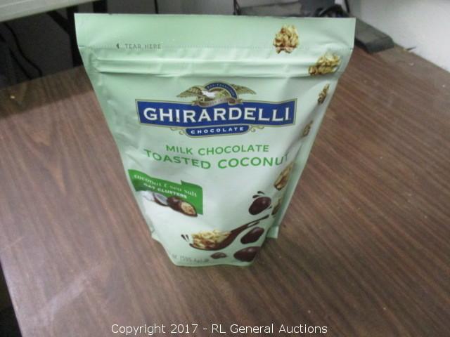 Ghirardelli Chocolate Auction  - (June 20) Daytime MODESTO