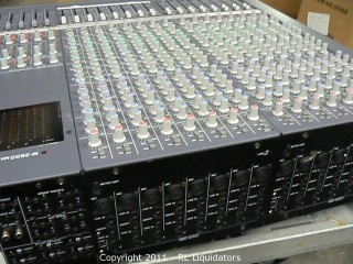 Mixer, 16 Channel