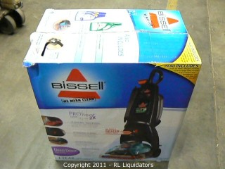 Bissell Proheat 2X Turbo Deep Cleaner