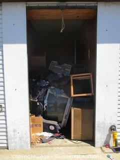 Lot #8000 5x10 Storage Unit Contents