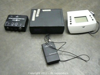 Various Electronic Equipment