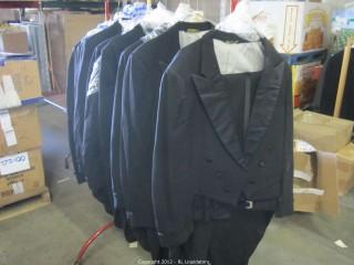 Tailed Black Tuxedos