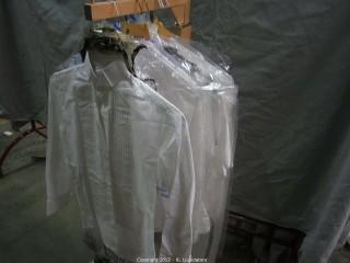 10-Boys White Shirts