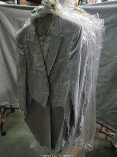 Tuxedo Tail Jackets