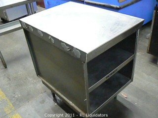 Cabinet / Countertop, Stainless Steel