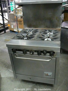Stove / Oven, Southblend Gas