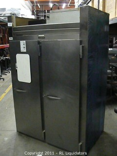 Traulsen Refridgerator, Two Door