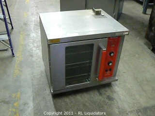 Vulcan Convection Oven