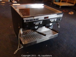 Unic Twin Phoenix Espresso Machine
