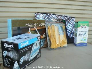 General Merchandise Lot Retail Value $927.38