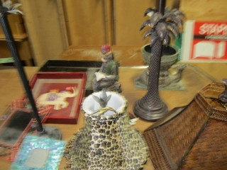 2Lamps and other Decorative Items