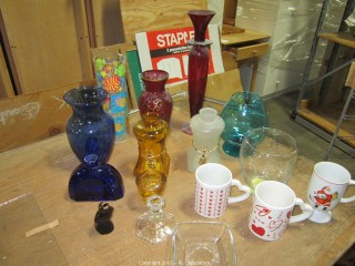 Nice collection of Glassware