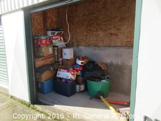 Lot #12000 10x5 Storage Unit Contents