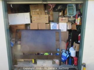 Lot #12001 10x10 Storage Unit Contents