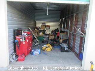 Lot #1004 10x20 Storage Unit Contents