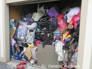 Lot #3001 10x10 Storage Unit Contents