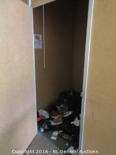 Lot #3002 5x5 Storage Unit Contents
