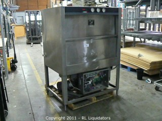 Display Specialties Commercial Dish Washer