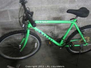 Hard Impass Bike
