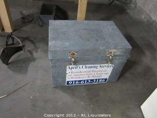 Big Metal Storage box