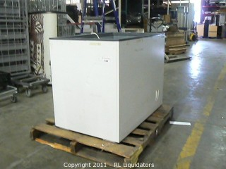 Caravell Commercial Flip Top Freezer