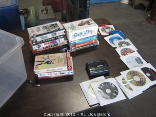 Games/CDS/Video