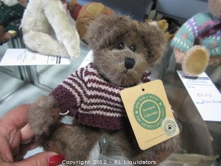 Boyds Bear Collection 20th Anniversary