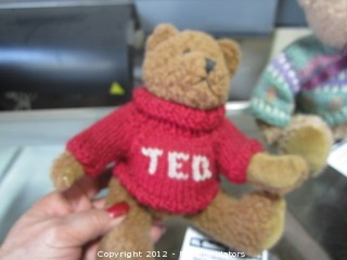 """Boyds Bear Collection """"TED"""""""