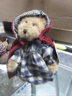 Boyds Bear Collection-Dress up Cape