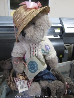Boyds Bear Collection Possey Berstein 477/600