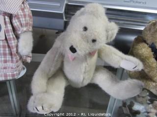 Boyds Bear collection-Bubba Bear