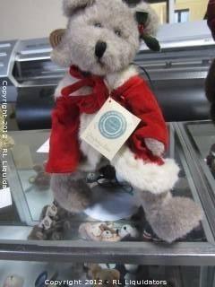 J B Bean Bear Collection-Christmas Bear 340/1200