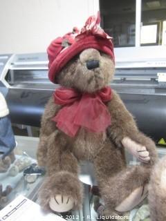 Boyds Bear Collection-Aunt Mattie McDoolittle