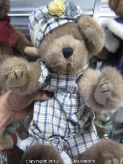 Boyds Bear Collection Karen Bearsoale