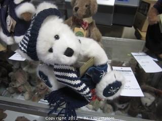 "Boyds Bear Collection ""Klang Von Fuzzner"""